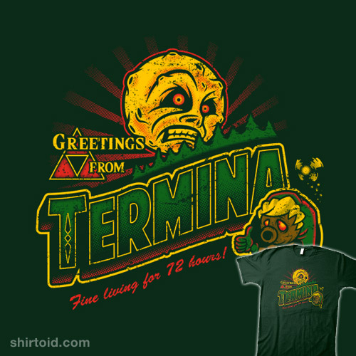 Greetings from Termina