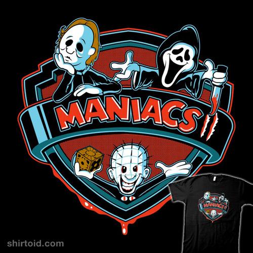 MANIACS II