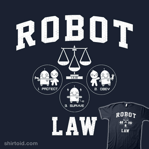 Robot Law School