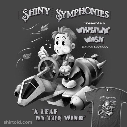 Shiny Symphonies: Whistlin' Wash