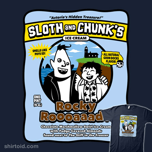 Sloth & Chunk's Ice Cream