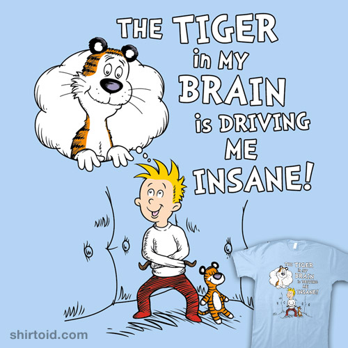 The Tiger in My Brain