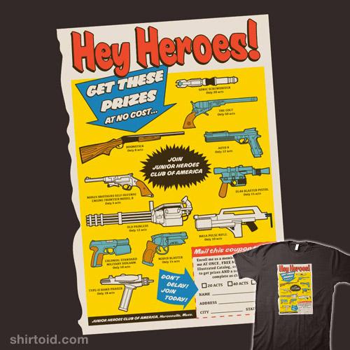 Heroes Prize