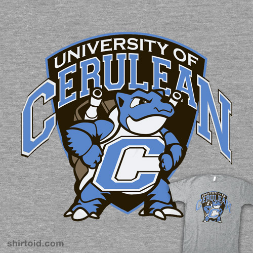 University of Cerulean Aquajets