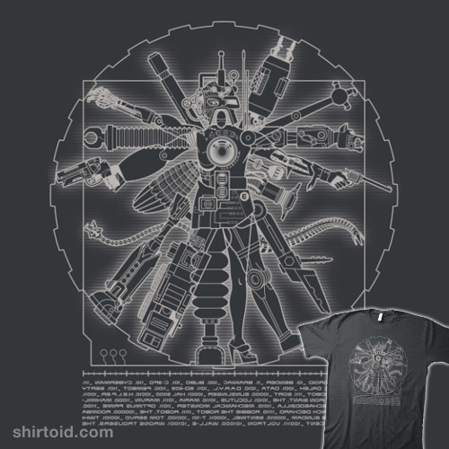 Vitruvian Machine