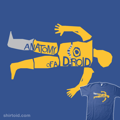 Anatomy of a Droid