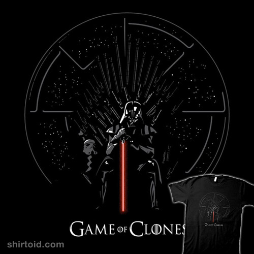 Star Wars Shirts! Game-of-clones
