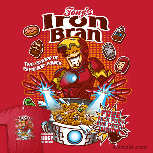 Iron Bran