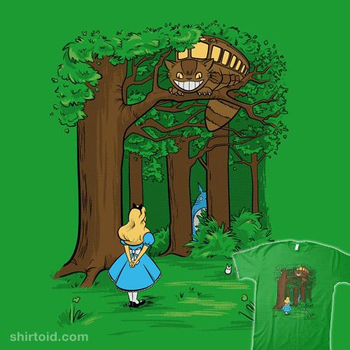 My Neighbor in Wonderland