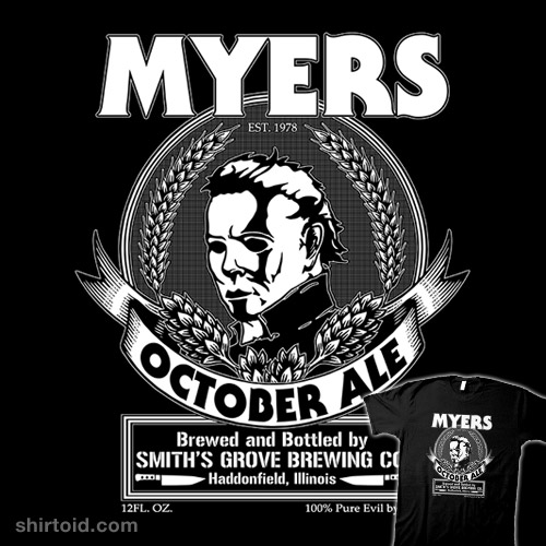 Myers October Ale