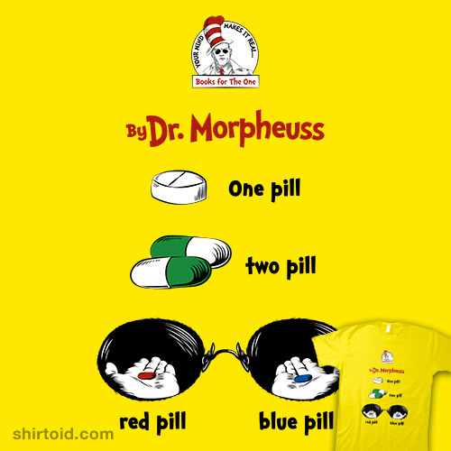 One Pill, Two Pill