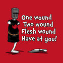 One Wound, Two Wound...