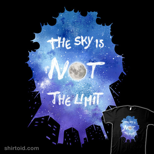 sky is actually all the limit essay