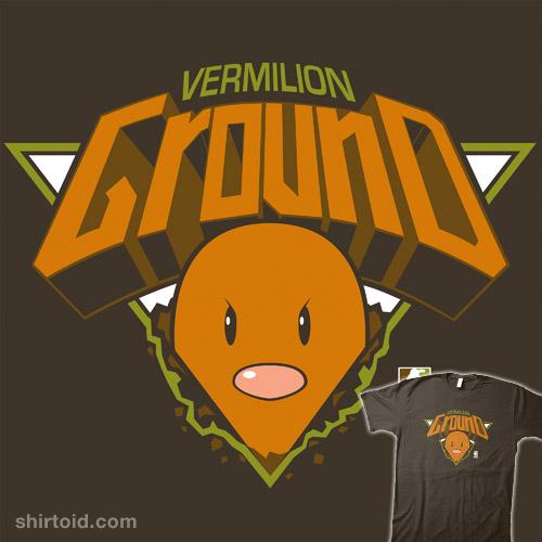 NPA – Vermilion Ground