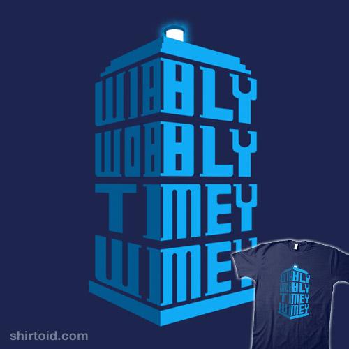 Wibbly Wobbly