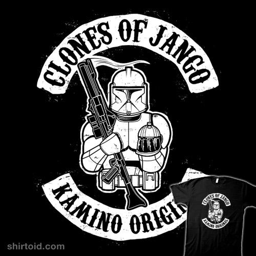Clones of Jango
