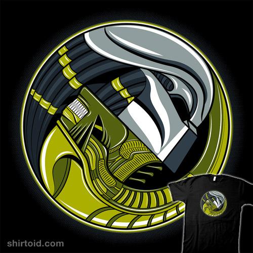 Alien Yang | Shirtoid