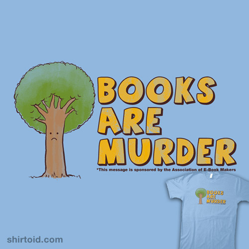 Books are Murder