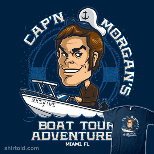 Cap'n Morgan's Boat Tour Adventures