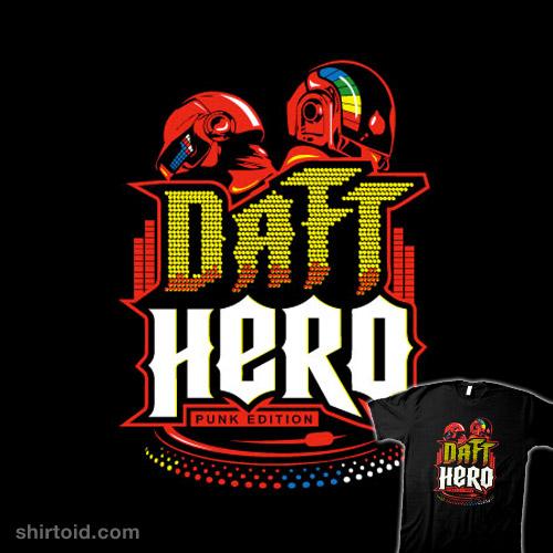 Daft Hero