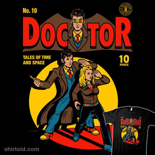 Doctor Comic