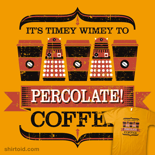 Percolate!