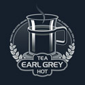 Tea, Earl Grey. Hot.