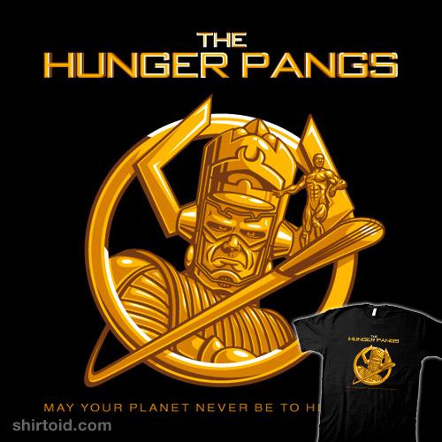 The Hunger Pangs