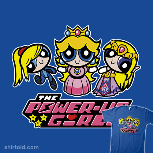 The Power-Up Girls