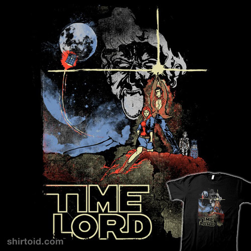 Time Lord: Episode IV