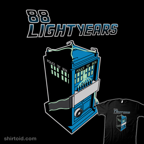 88 Light Years