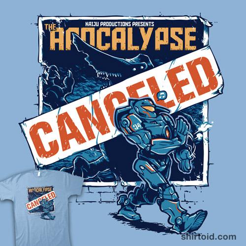 Apocalypse Canceled