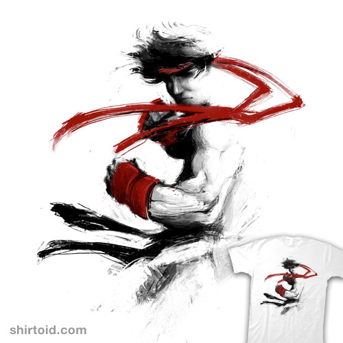 Childhood Hero Ryu