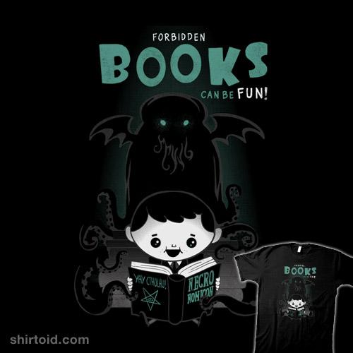 Forbidden Books are Fun!