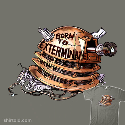 Full Metal Dalek