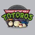 Teenage Mutant Ninja Totoros