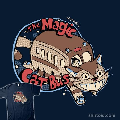 The Magic CatBus