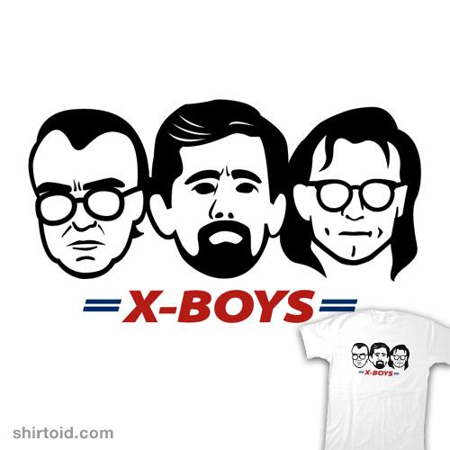 The X-Boys