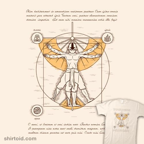 Vitruvian Aang