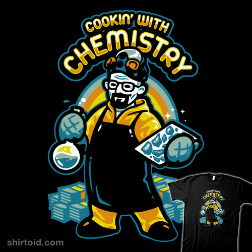 Cookin' With Chemistry
