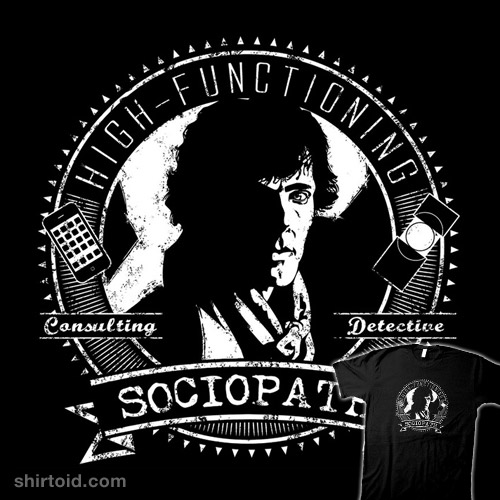 High-Functioning Sociopath
