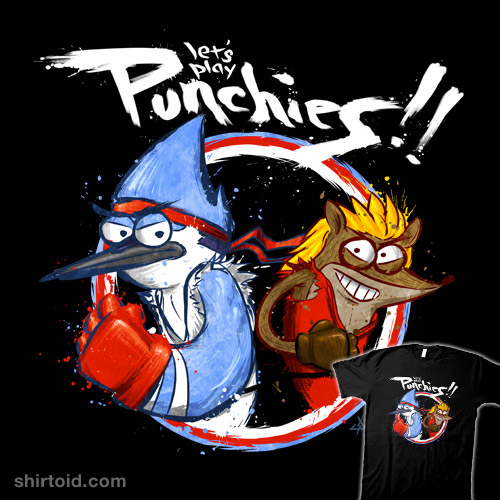 Let's Play Punchies!!