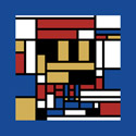 Super Mondrian Bros