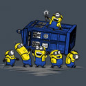 The Minions Have The Phone Box