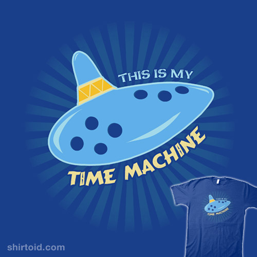 This is My Time Machine
