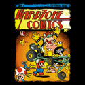 Warp Zone Comics