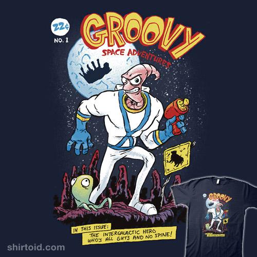 Groovy Space Adventures