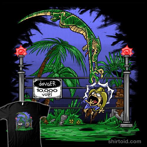 Jurassic Pounce!
