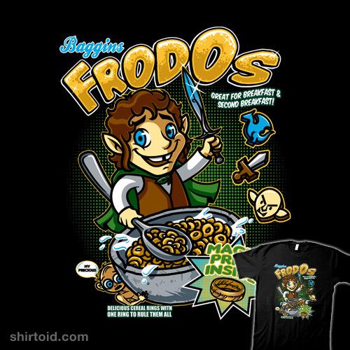FrodOs Cereal
