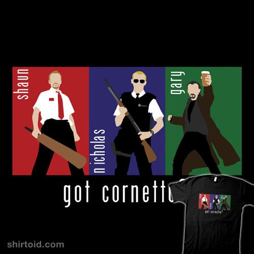 Got Cornetto?